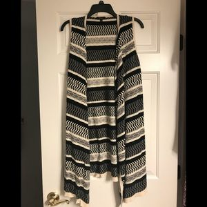 Tops - Size Large Cardigan Vest